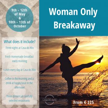 Woman Only Breakaway